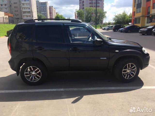 Chevrolet Niva, 2013  89854993216 купить 7