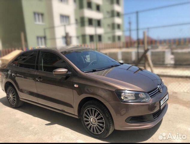 Volkswagen Polo, 2015  89634233511 купить 2