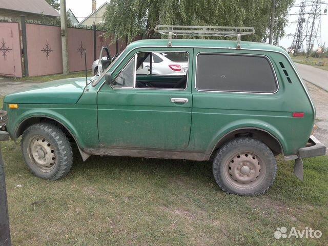 LADA 4x4 (Нива), 1987  89508035507 купить 1