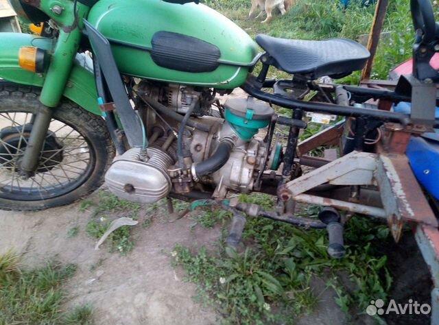 Мотоцикл Урал грузовой  89050741179 купить 3