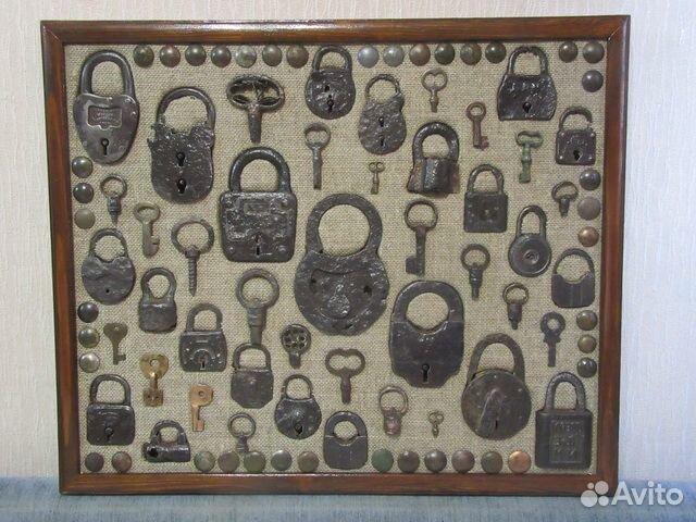 Панно из старинных предметов быта, конины  89033713097 купить 2