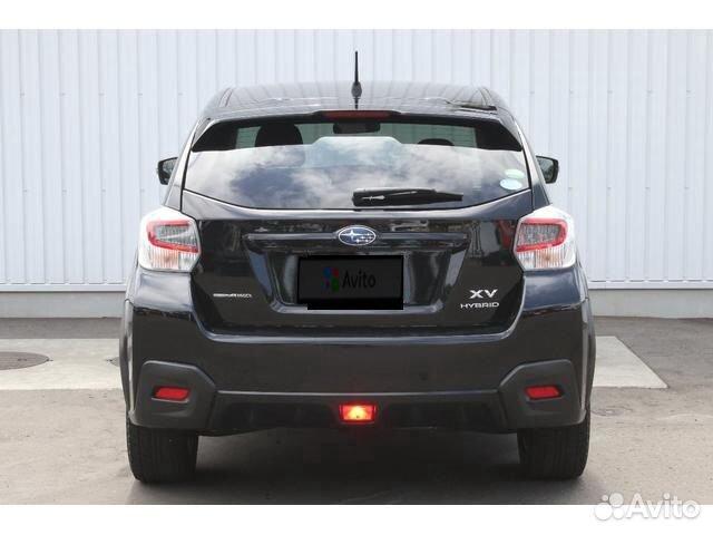 Subaru XV, 2017  89530952138 купить 4