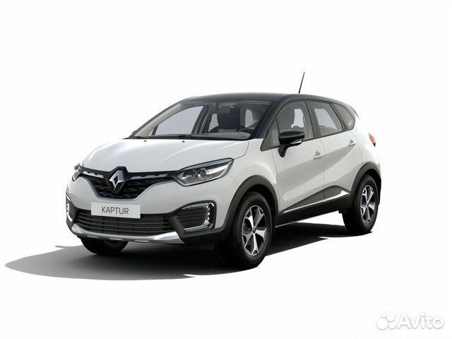 Renault Kaptur, 2020  83432716344 купить 1