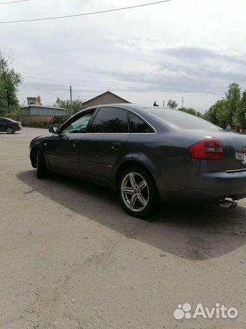 Audi A6, 2002  89606141708 купить 2