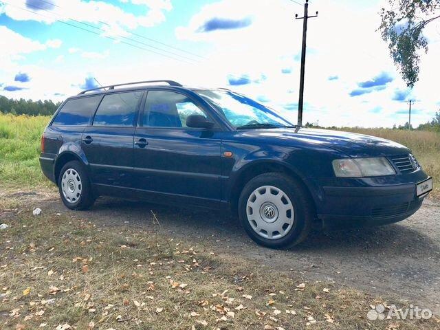 Volkswagen Passat, 1998  89066106707 купить 8