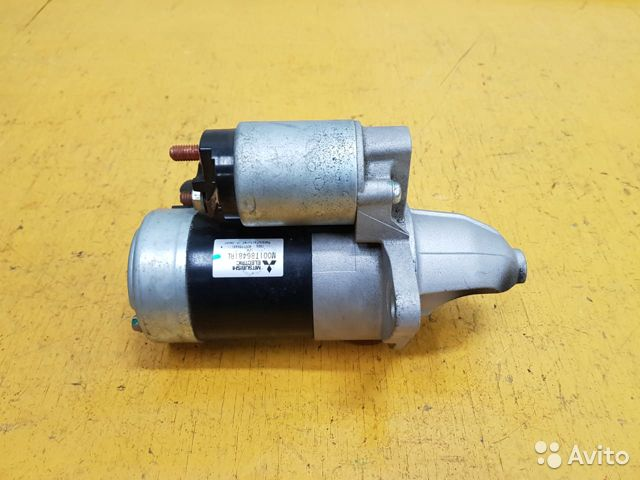 89625003353  Стартер АКПП Subaru Forester, SF9, EJ254