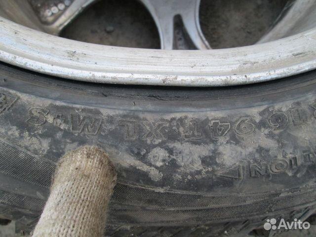 Колеса R16 5x108 комплект Вольво С40  89041755273 купить 2