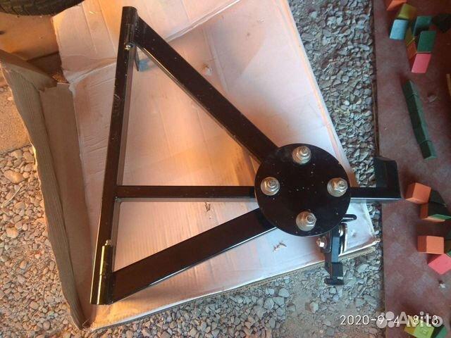 Продам кронштейн для запасного колеса  89273342427 купить 1