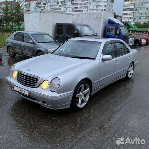 Mercedes-Benz E-класс, 2001  89062928988 купить 3
