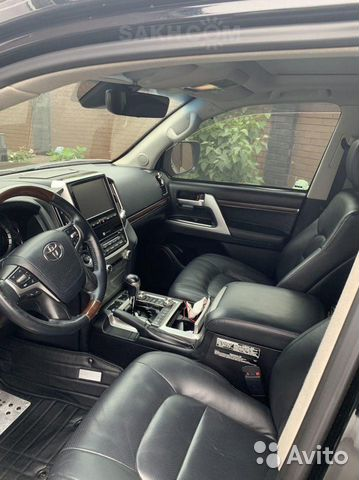 Toyota Land Cruiser, 2016  89147502534 купить 5