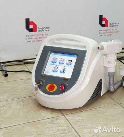 Лазерный аппарат неодимовый для удаления тату  89536148590 купить 1