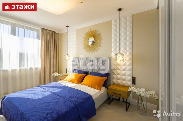 3-к квартира, 86.4 м², 4/9 эт.  89214656341 купить 7