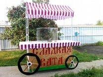 """Торговая точка """"сахарная вата"""", готовый бизнес"""