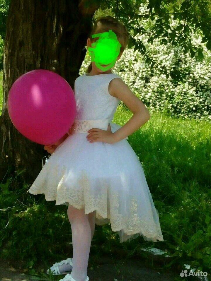 Прокат платья на 5-6-7лет  89284707652 купить 1