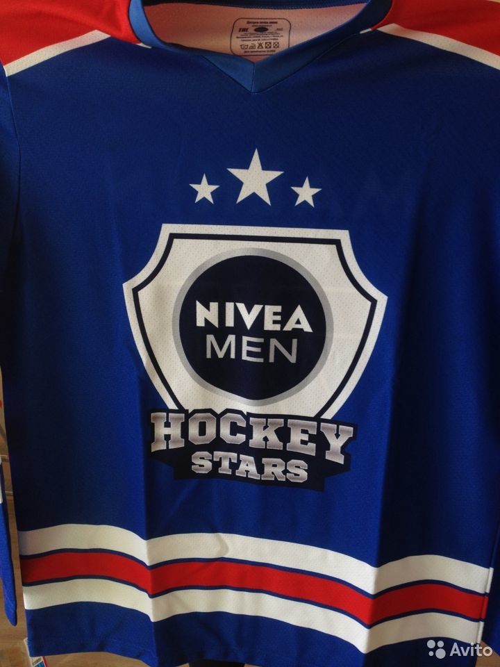 Майка хоккейная, р.50  89030460745 купить 1