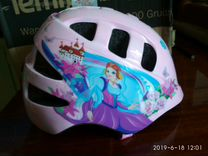Велошлем шлем для девочки 4-8 лет