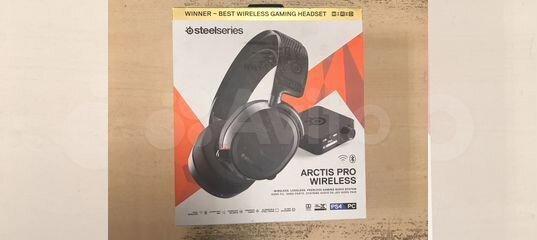 Steelseries Arctic Pro Wireless 61473
