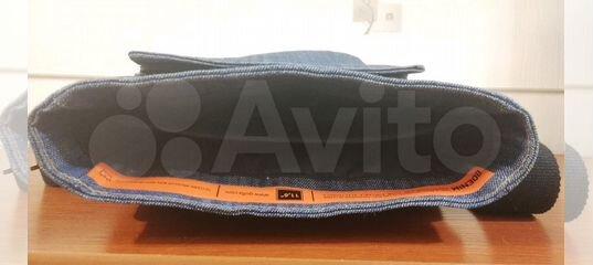 de5e3cfea442 Сумка Denim для ноутбука или планшета 12 дюймов купить в Санкт-Петербурге  на Avito — Объявления на сайте Авито