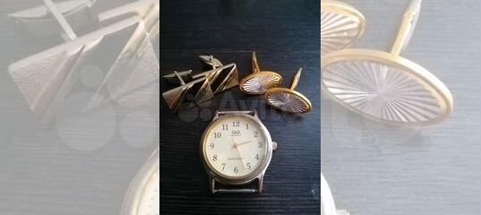 Советские запонки, наручные часы купить в Костромской области | Хобби и отдых | Авито