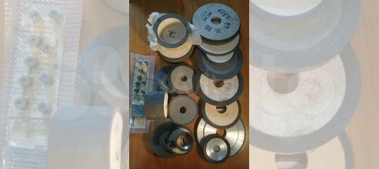 Алмазные и эльборовые круги,чашки,тарелки купить в Москве с доставкой | Хобби и отдых | Авито