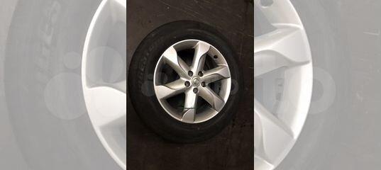 Колёса Nissan Murano оригинал