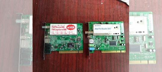Платы AverMedia, 2 штуки, цена за обе купить в Астраханской области с доставкой | Бытовая электроника | Авито
