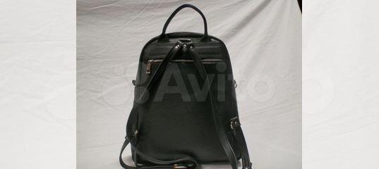 b82f4d6947c9 Кожаный рюкзак рр-10 Россия купить в Москве на Avito — Объявления на сайте  Авито