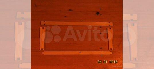 Рамки для пчел и улья купить в Иркутской области | Животные и зоотовары | Авито