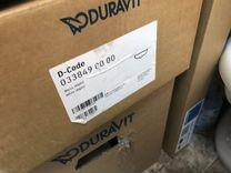 Рукомойник Duravit D-Code 0338490000 встраиваемый