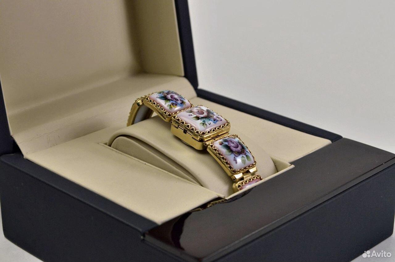 Женские часы Чайка Новые 17 камней Россия 1998 год  89525003388 купить 3