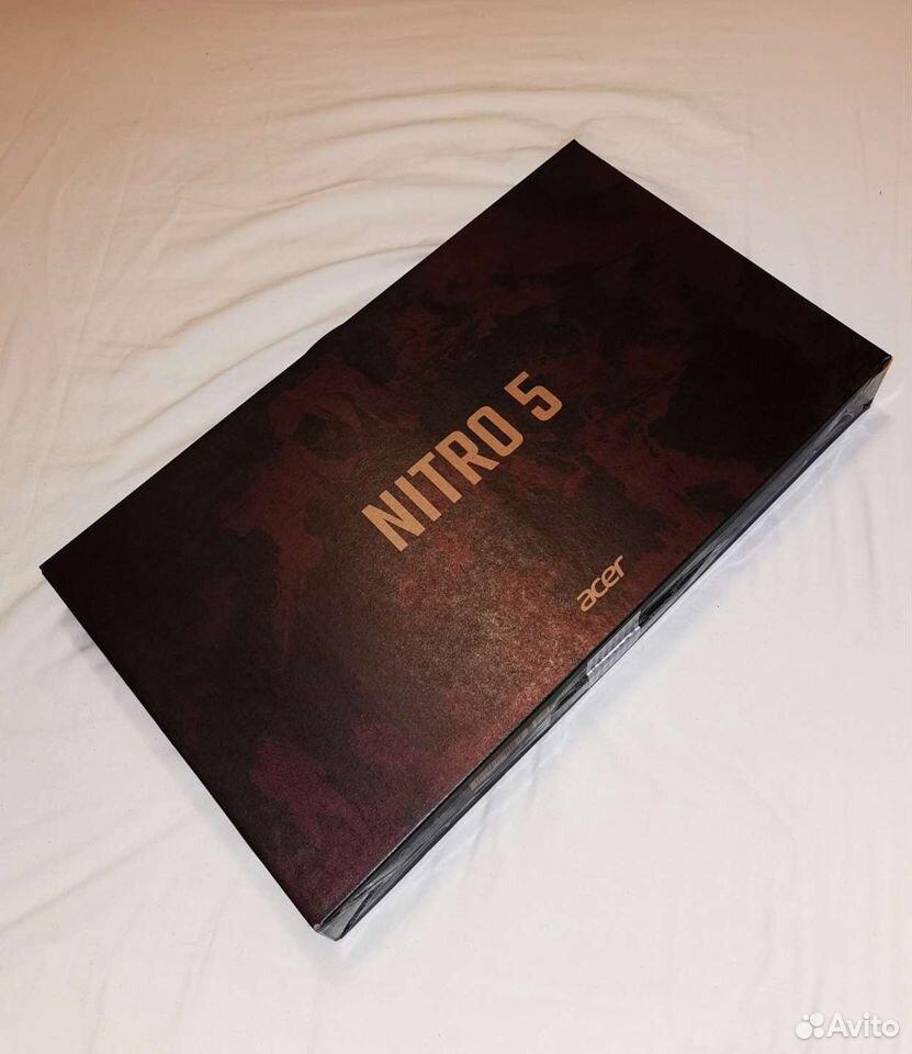 Ноутбук игровой Acer Nitro 5 AN515-54-55  89260107939 купить 1
