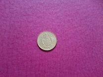 Монета 1 цент 2014 года Сейшелы