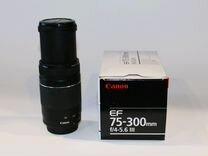 Объектив Canon EF 75-300