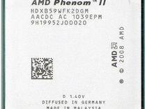 Процессор AMD Phenom II x2 B59 3.4 Ghz