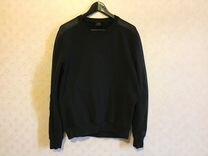 Черный свитер Jijil с искуственной кожой