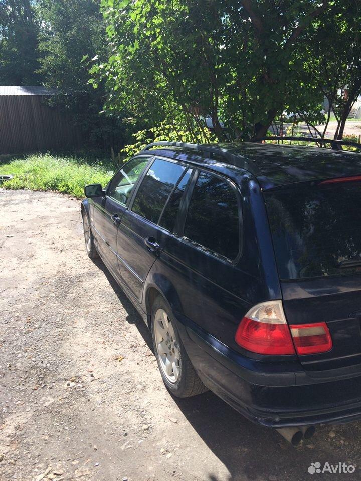 BMW 3 серия, 2000  89061392832 купить 1
