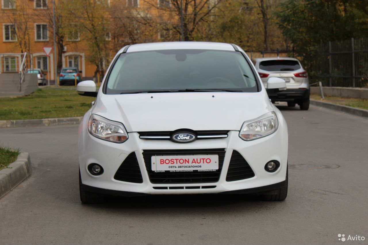 Ford Focus, 2012  89195434917 купить 8