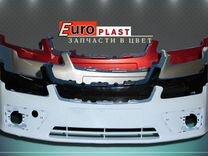 Передний бампер Форд Фокус 2