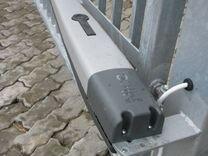 Привод для распашных ворот Nice