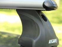 Багажник аэродинамический на рейлинги