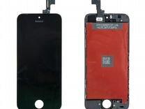 Дисплей iPhone 5S / SE оригинал (чёрный)