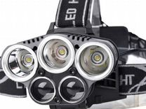 Налобный фонарь X-Men Trilogy P-K85L-T6