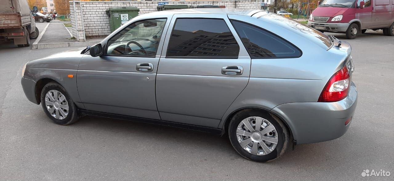 LADA Priora, 2008  89992603011 купить 8