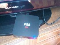 ЖК Телевизор SAMSUNG 32 дюйма и приставка смарт TV