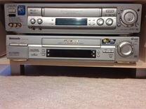 Видеомагнитофон sony SLV-ED100