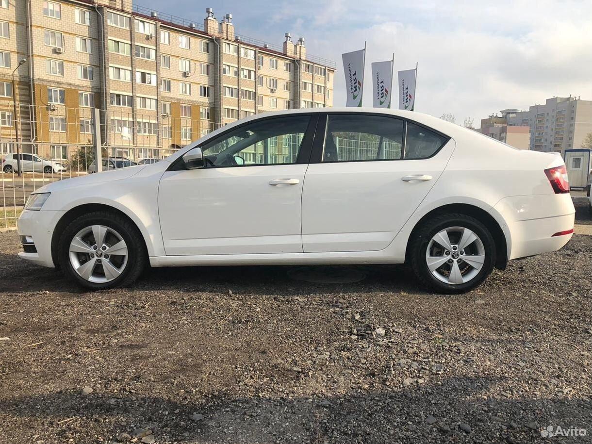 Skoda Octavia, 2017  84722429235 купить 4