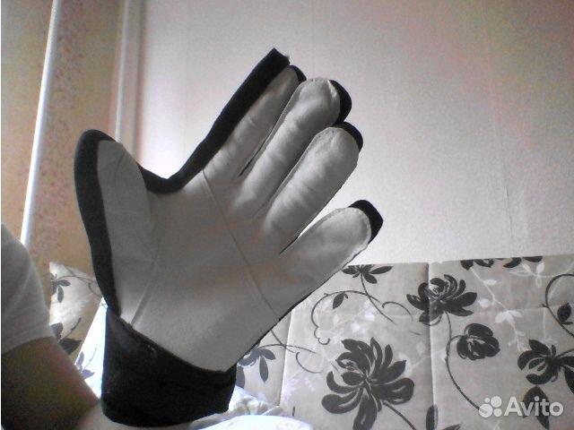 Перчатки хоккейные Stex bandy