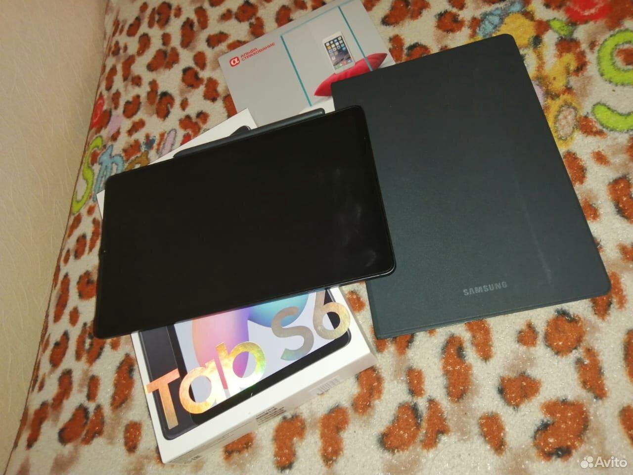 Samsung Galaxy Tab S 6 Lite  89528335812 купить 5