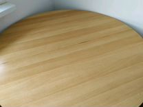 Стол круглый раскладной — Мебель и интерьер в Краснодаре