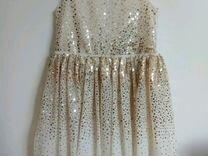 Брендовые платья от 116 до 146